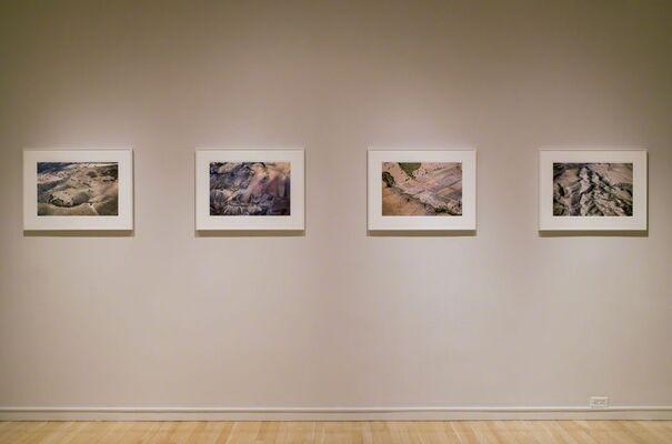 Emmet Gowin: Landscapes Andalucía, installation view