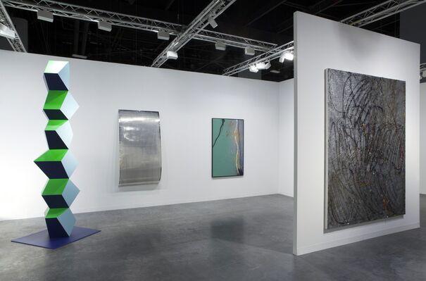 Simon Lee Gallery at Art Basel Miami Beach 2018, installation view