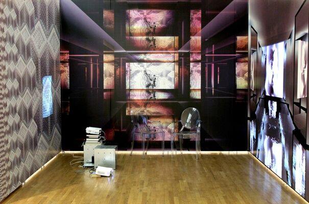Laffy Maffei Gallery at PULSE Miami Beach 2016, installation view