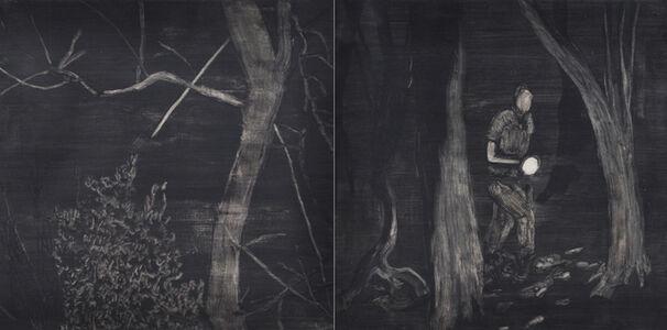 Jihyun Jung, 'Night Walker', 2013
