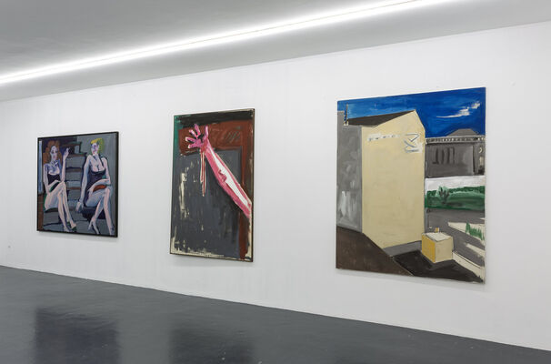 WHO AM I, installation view