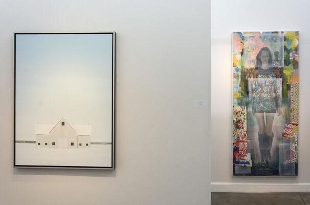 Summer Array, installation view