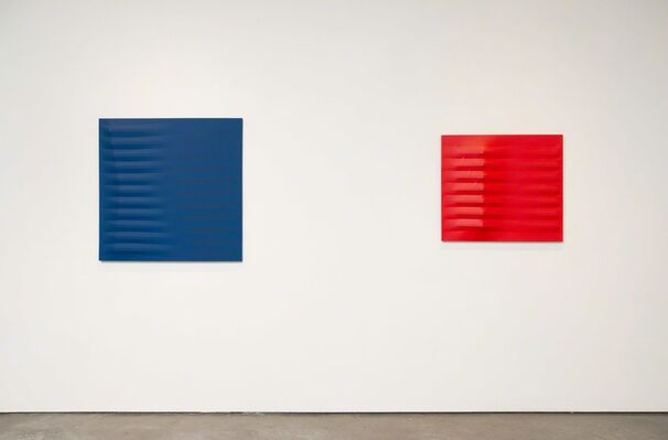 Rethinking Space: Work from Post-War Italy, installation view