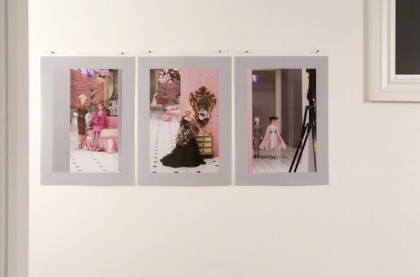 Spring Candy, A Dress Rehearsal, installation view