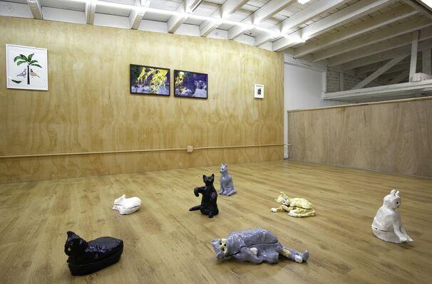 JOHANNA BREIDING | SOUVENIR, installation view