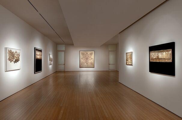 George Dunbar: Moon Gold, installation view