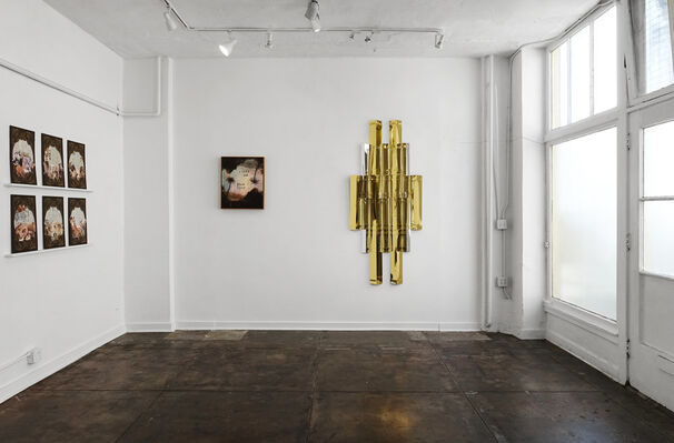 Eastern Star Gallery: The mecca, California, installation view