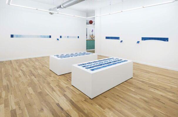 Stan Shellabarger, installation view