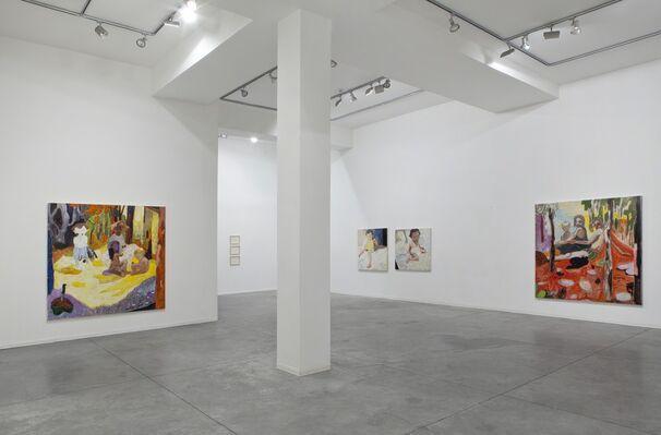 The Vacation / Amit Cabessa, installation view