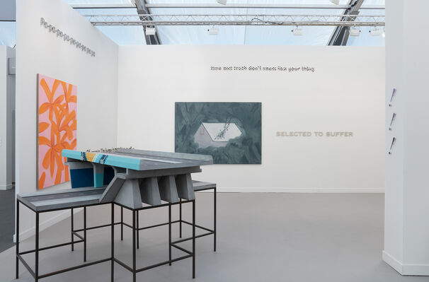 Gavin Brown's enterprise at Frieze Los Angeles 2020, installation view
