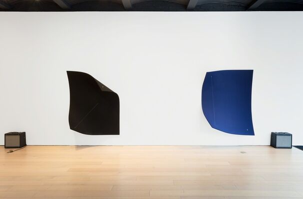 Naama Tsabar: Transboundary, installation view