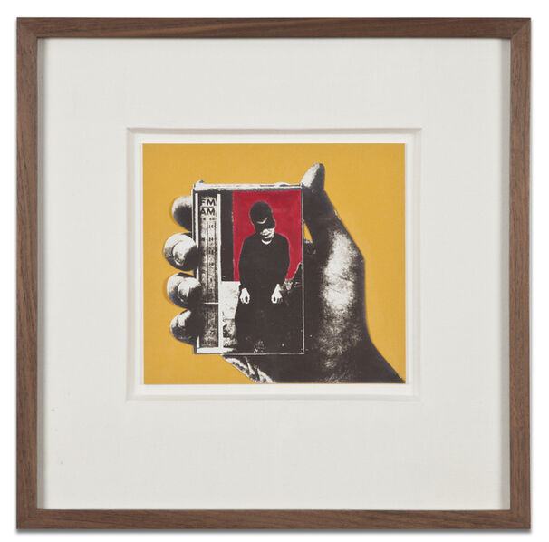 Wallace Berman, 'Untitled #128', 1964-1976