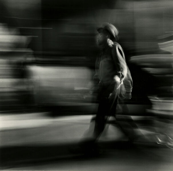 Joseph Sterling, 'Untitled (man in motion)', 1957-printed 1950s