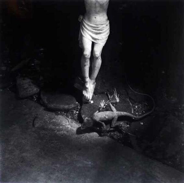 Alberto García Alix, 'Mi un pelo en la cabeza', 2007