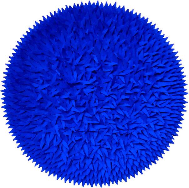 Volker Kühn, 'Blatterbild blue'