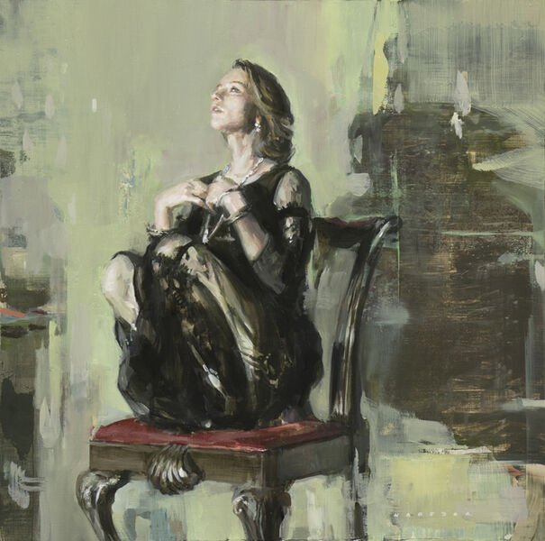 Nadezda, 'Awakening', 2018