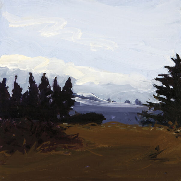 Susan Headley Van Campen, 'October Fog '