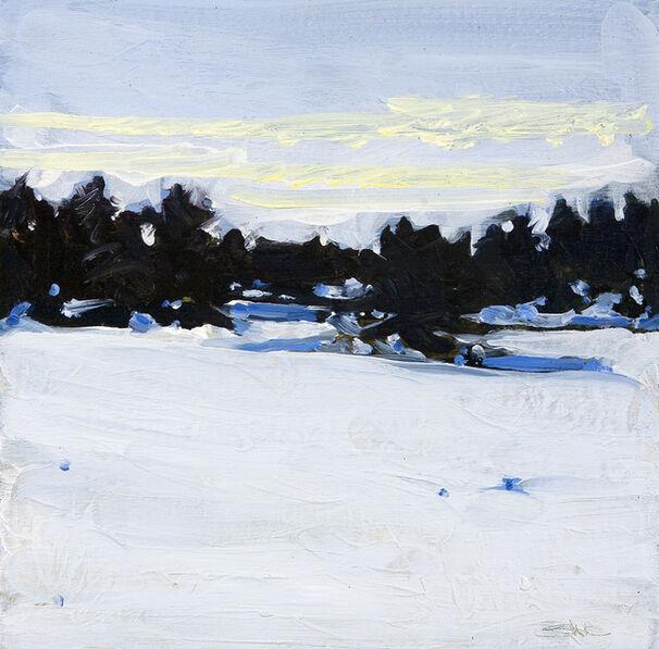 Susan Headley Van Campen, 'January 24, Afternoon '