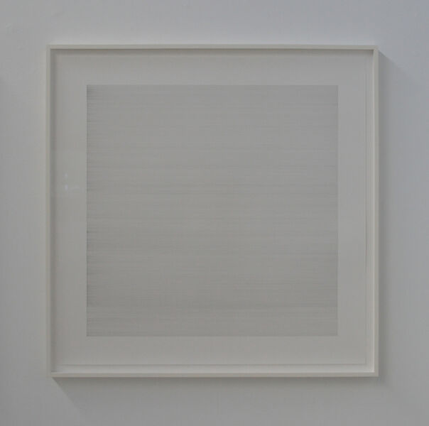Ken Nicol, 'mile that is square 6h', 2019