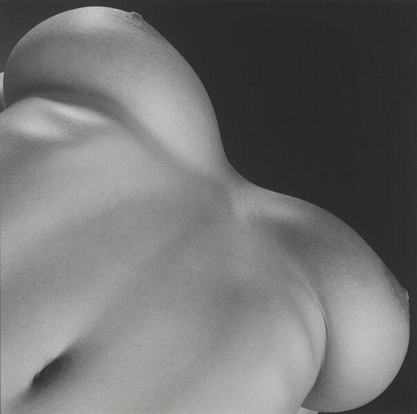 Robert Mapplethorpe, 'Lisa Marie', 1987