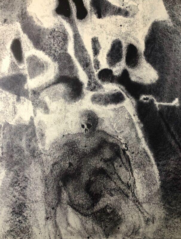 Salvador Dalí, 'Josiah Buried in The Mausoleum of his fathers, 'Iosias Sepultus In Mausoleo Patrum', Biblia Sacra', 1967, Print, Original Lithograph, Inviere Gallery