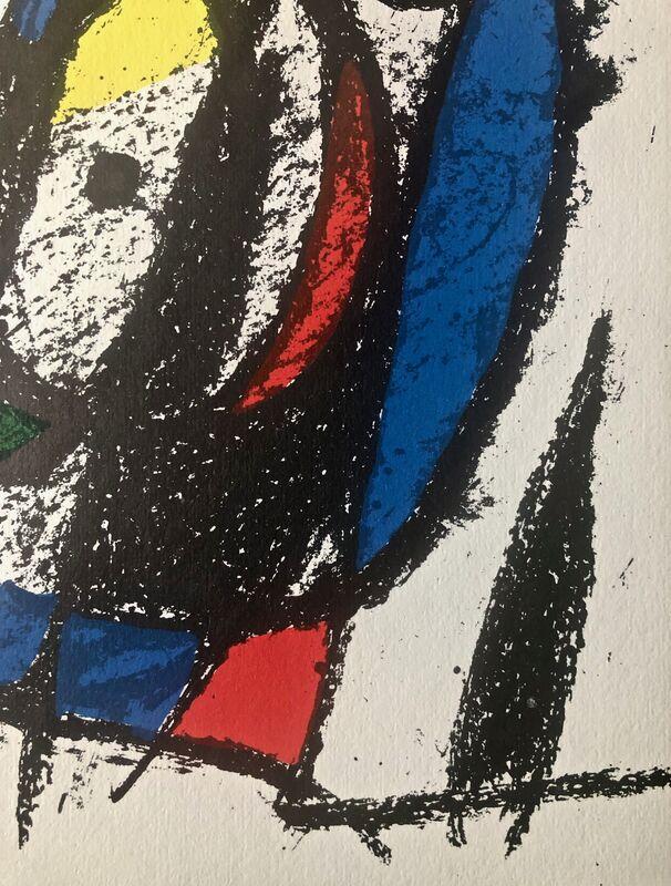Joan Miró, 'Original Lithograph III', 1975, Print, Original Lithograph, Inviere Gallery