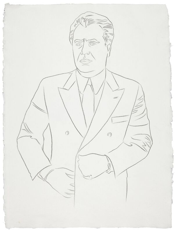 Andy Warhol, 'John Gotti', 1986, Drawing, Collage or other Work on Paper, Pencil on paper, EF ARTE