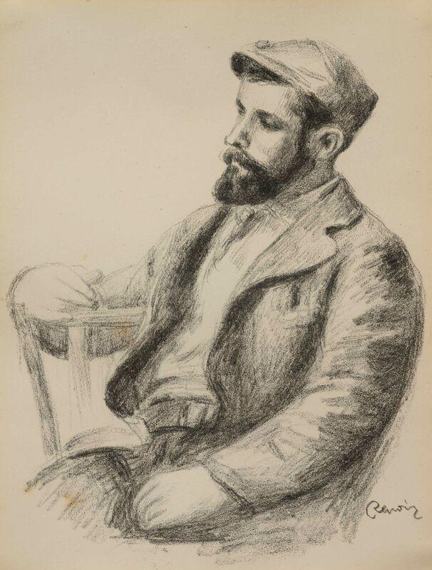Pierre-Auguste Renoir, 'Douze lithographies originales de Pierre-Auguste Renoir (Twelve Original Lithographs by Pierre-Auguste Renoir), c. 1904', 1919, Print, Lithographs, Hindman