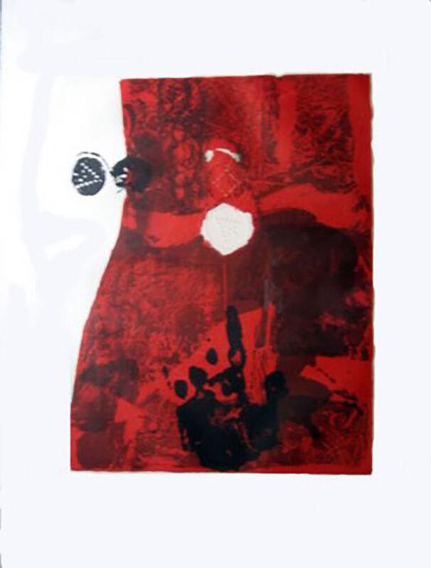Antoni Clavé, 'Trobadors I', 1970, Print, Lithograph, Composition.Gallery