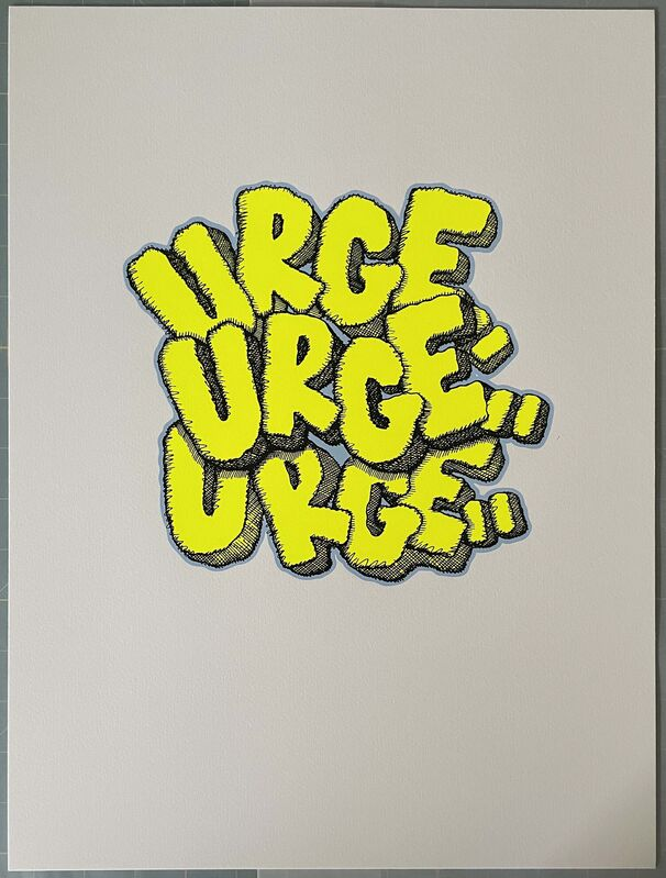 KAWS, 'URGE Portfolio', 2020, Books and Portfolios, Screenprint portfolio, Artsy x Tate Ward