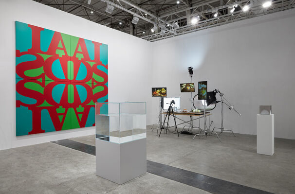 Esther Schipper at West Bund Art & Design 2019, installation view