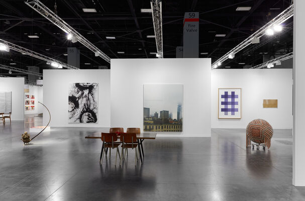 Galerie Chantal Crousel at Art Basel in Miami Beach 2019, installation view