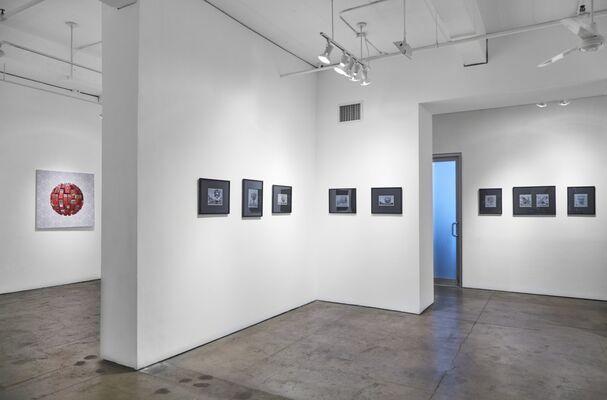 Masakatsu Sashie: External Effect, installation view