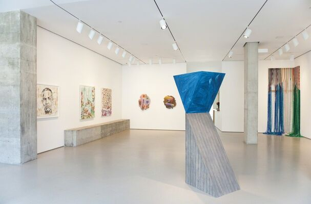Contexture, curated by Cey Adams, installation view