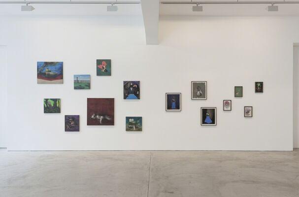 Sahar Zukerman | Dystopian Recess, installation view