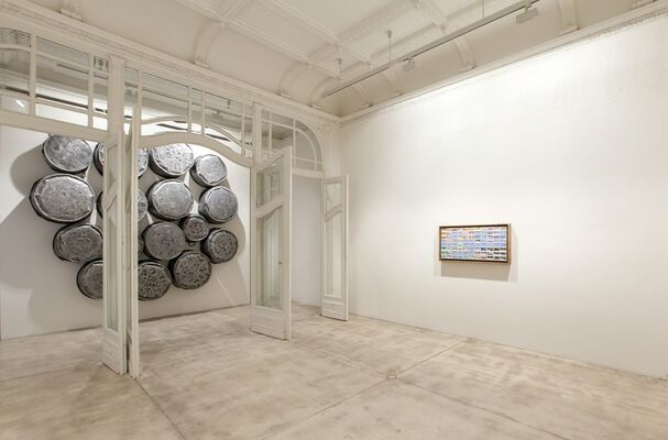 "Maha Malluh ""Translated"", installation view"