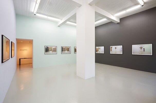 Elín Hansdóttir - SIMULACRA, installation view