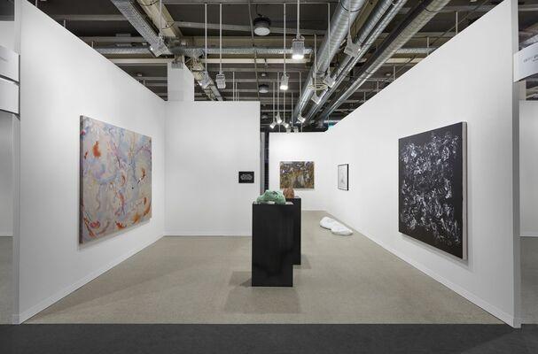 carlier | gebauer at Art Basel 2019, installation view