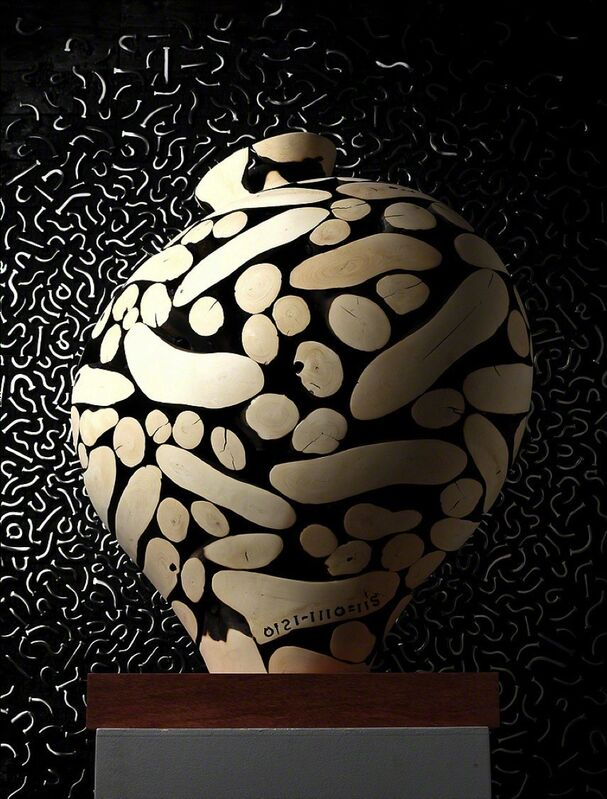 Jaehyo Lee, '0121-1110=1150410', 2018, Sculpture, Wood(camellia), Inception Gallery