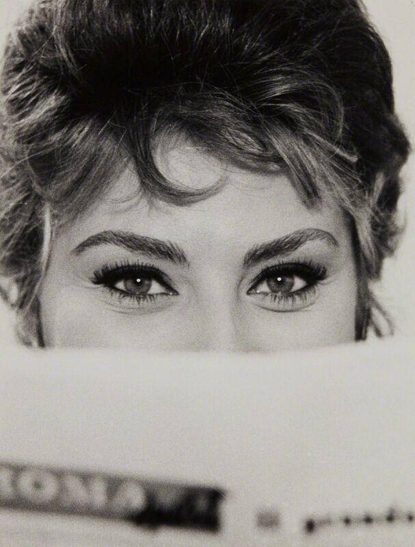 Alfred Eisenstaedt, 'Sophia Loren, Rome', 1961-printed later, Photography, Gelatin silver print, Phillips