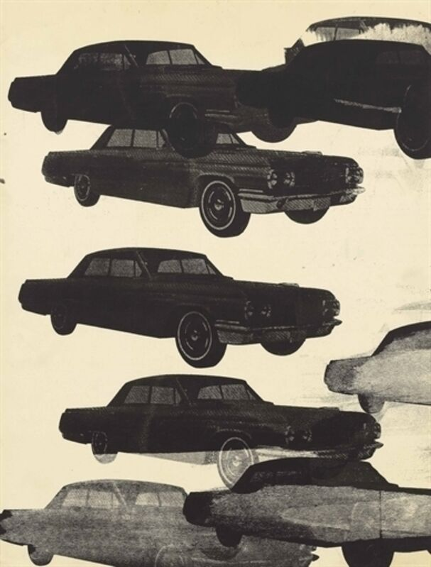 Andy Warhol, 'Cars (Eight Buicks)', Silkscreen ink on paper, Christie's
