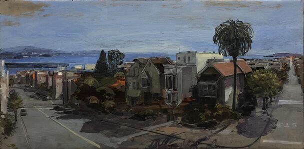Gilles Marrey, 'San Francisco (Study)', 2009