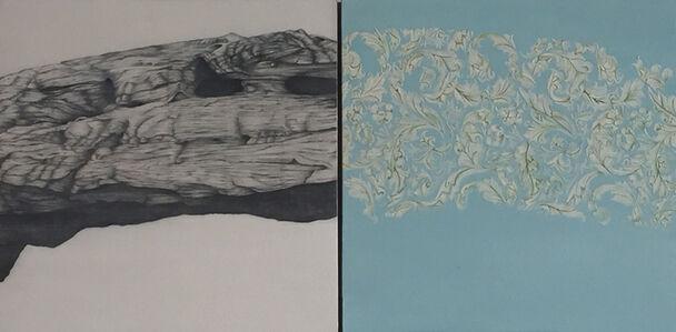 Kiki Gaffney, 'Blue Arch', 2017