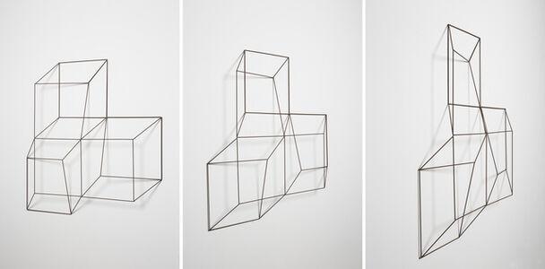 Lukas Ulmi, 'Visual Labyrinth E18 II', 2018