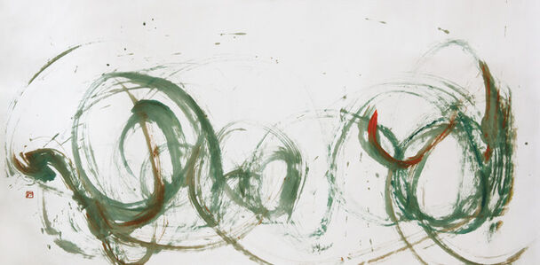 André Kneib, 'Landscape at Puberg-5', 2005