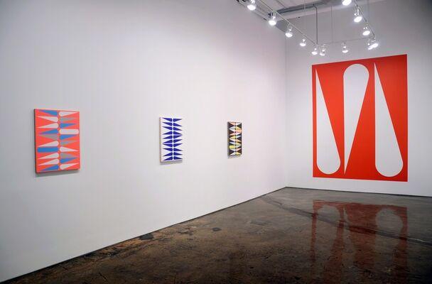 Jan van der Ploeg: Lyrics, installation view