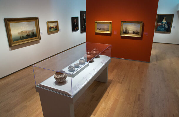 the Davis. ReDiscovered, installation view