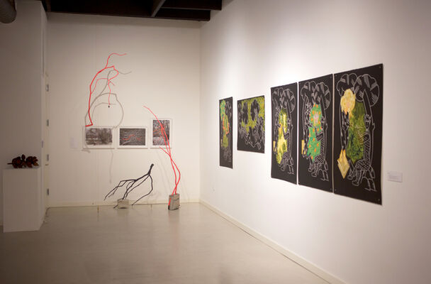 Into the Woods, installation view