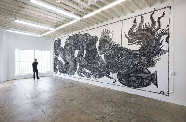 ZIO ZIEGLER, installation view