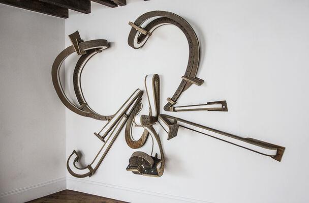 Gallery Nosco at Art Paris 2019, installation view